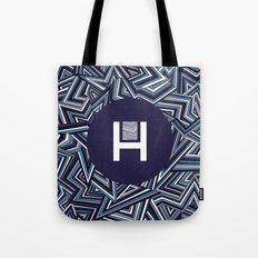 Halucinated Zigs Tote Bag