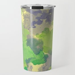 Abstract painting X 0.4 Travel Mug
