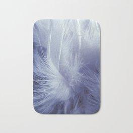 Feather Boa Bath Mat