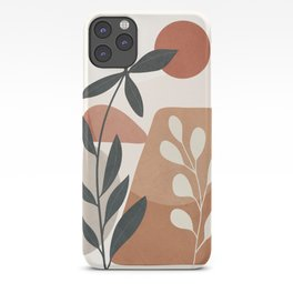 Branches Design 04 iPhone Case