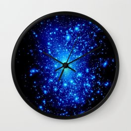 Universe 3D T-Shirt Wall Clock