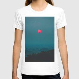 Pink Sunrise T-shirt