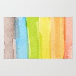 Colors of Pride Rug