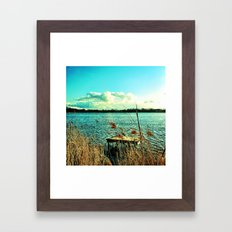 Pictures from my homeland 1 Framed Art Print
