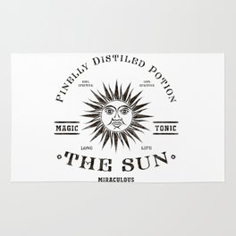 The Sun Magic Tonic Rug
