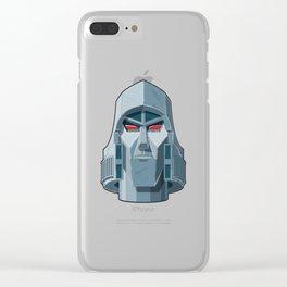 Megatron Clear iPhone Case