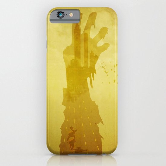 Abandoned Highway iPhone & iPod Case