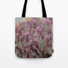 Lavender Stories Tote Bag