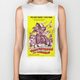 Werewolves on Wheels Biker Tank