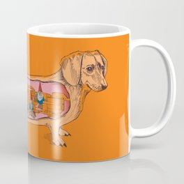 Secrets of the Dachshund  Coffee Mug