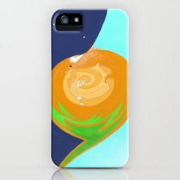 Mother Fox iPhone Case