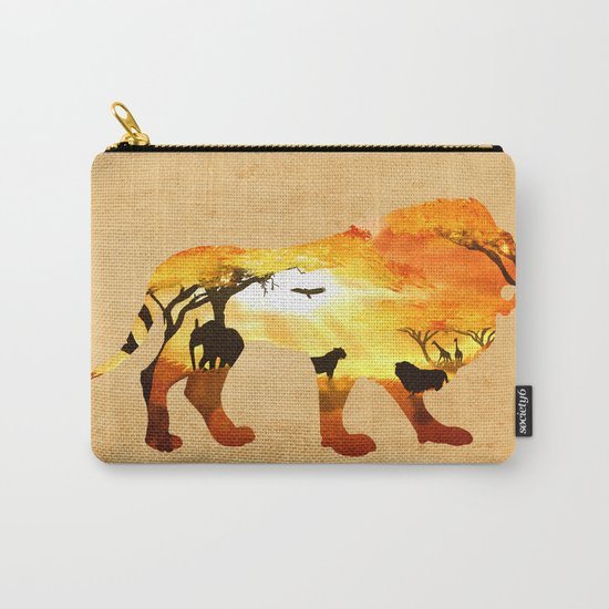 Thy Kingdom Carry-All Pouch