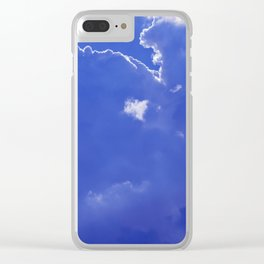 Clouds over Baden-Wurttemberg Clear iPhone Case