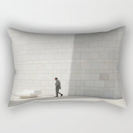 Champalimaud Foundation gigantism tube Rectangular Pillow
