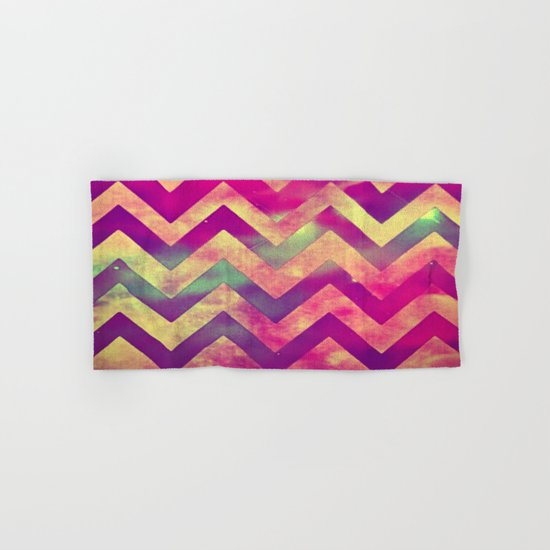 chevron-432 Hand & Bath Towel