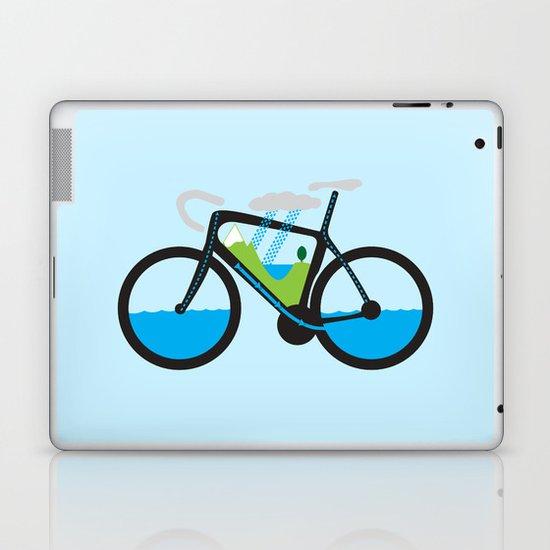 The Water Cycle Laptop & iPad Skin