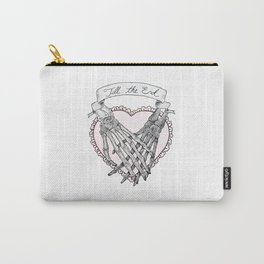 Love You Forever Carry-All Pouch