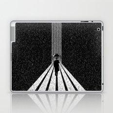 Winter's Long Road Laptop & iPad Skin
