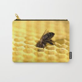 Licking bee Carry-All Pouch