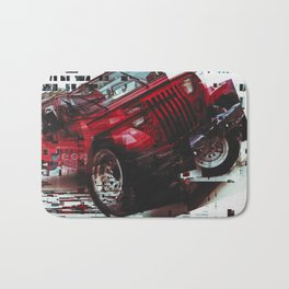 re:jeep Bath Mat