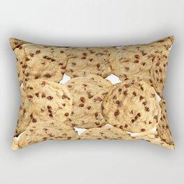 Homemade Chocolate Chip Cookies Rectangular Pillow