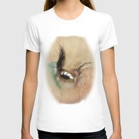 all seeing eye T-shirts featuring All Seeing Eye by Fran Walding
