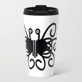 Pastafarian Flying Spaghetti Monster Travel Mug