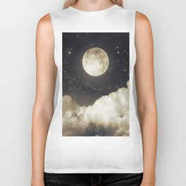 Touch of the moon I Biker Tank