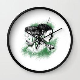 Roman & Remy Wall Clock