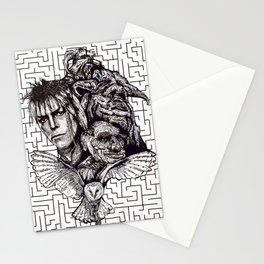 Labrynth Stationery Cards