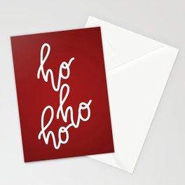 HoHoHo Merry Christmas Stationery Cards