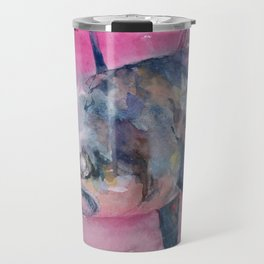Pinkish Travel Mug