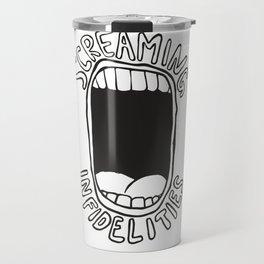 screaming infidelities Travel Mug