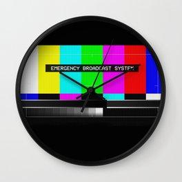 Emergency Systems a Go Wall Clock