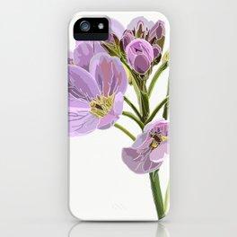 Polar Cress iPhone Case