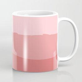 Orange Cream Gradient Coffee Mug