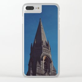 spire Clear iPhone Case