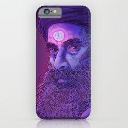 Sadhguru iPhone Case
