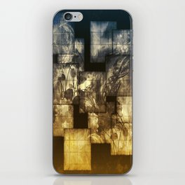 Strange arrange 3 iPhone Skin