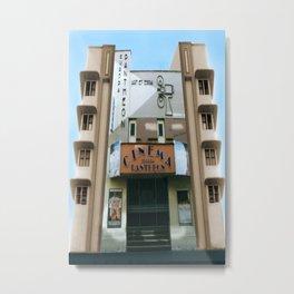 CINEMA PANTHEON Metal Print