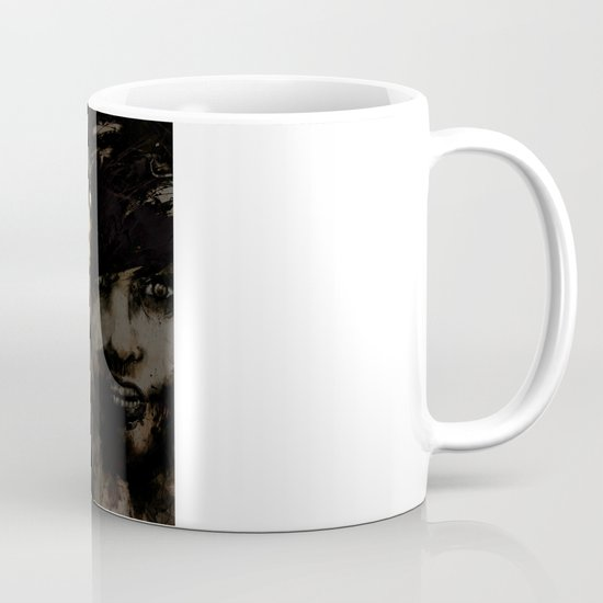 Female Zombie Coffee Mug