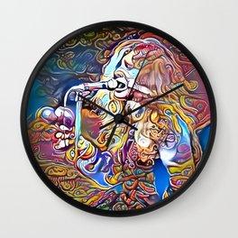 Janis I Wall Clock