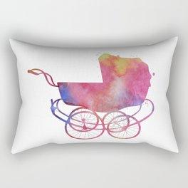 Baby carriage Rectangular Pillow