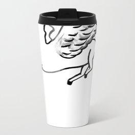 Mythical Thoroughbreds Metal Travel Mug