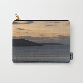 Evening Skies Over Polzeath Carry-All Pouch