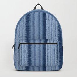 Ikat Stripes Backpack