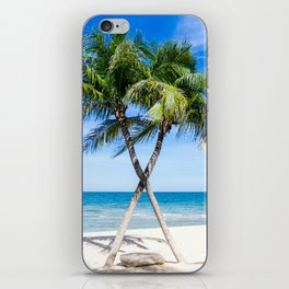 Carribean iPhone Skin