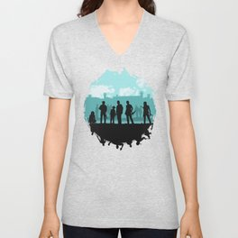 The Walking Dead: Prey Unisex V-Neck