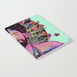 San Curly Notebook
