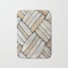 Diamond Knots Bath Mat